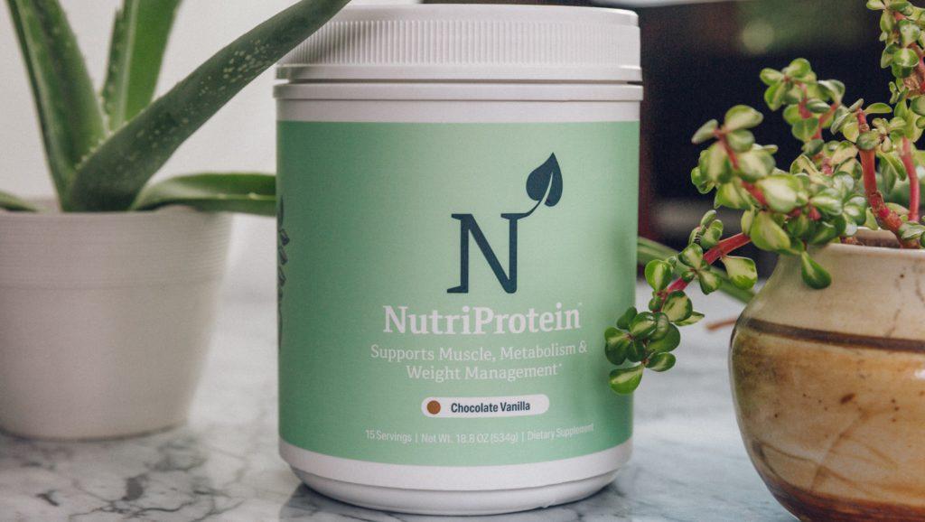 NatureM.D. NutriProtein